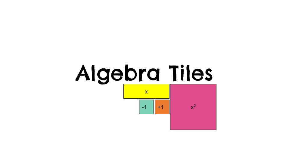 Algebra Tiles MMNS